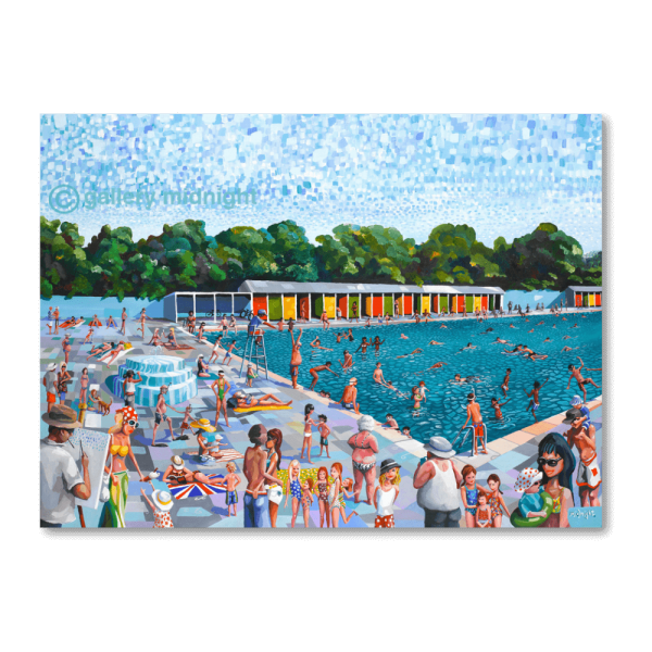 Our Lovely Lido – Tooting Bec