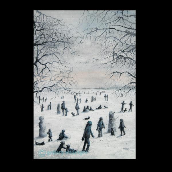 Snowman Common