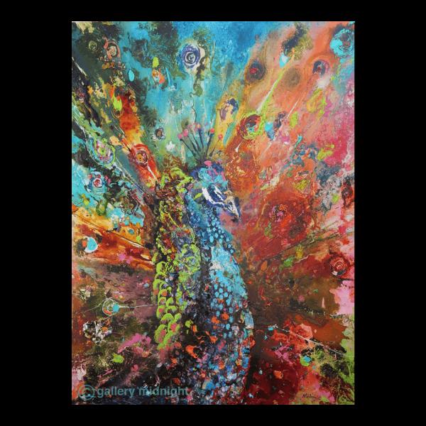 Acid Peacock