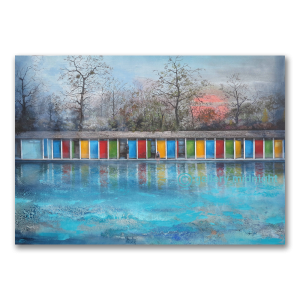 tooting lido outdoor swimming pool